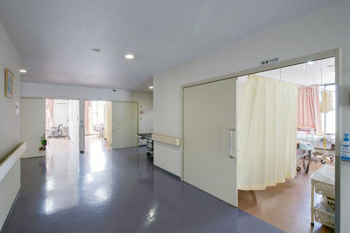 入院病棟施設